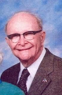 Charles Brooks Rau obituary photo
