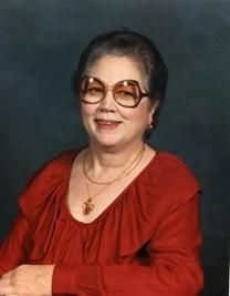 Olga Victoria Berger obituary photo