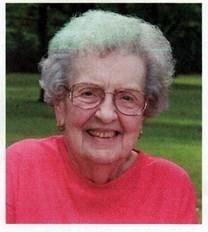 Helen Ruth Meyer obituary photo