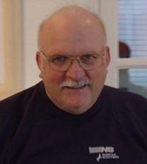 David Thomas Gibson obituary photo