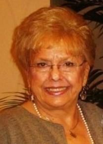 Betty Ann Scott obituary photo