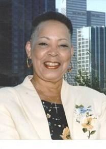 Lillian W. Bufford obituary photo