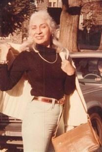 Niobe Pakis obituary photo