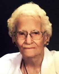 Helen Marguerite Hill obituary photo