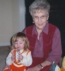 Martha R. Tolson obituary photo
