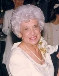 Rose Talluto Karl obituary photo