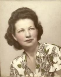 Jane O. Voorhies obituary photo