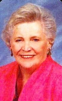 Martha Carolyn Edens obituary photo