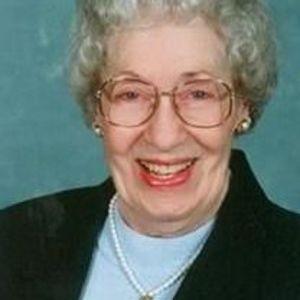 Louise Gladys Weser