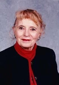 Sarah Clement Tisdale obituary photo