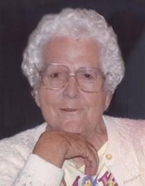 Jean A. Napier obituary photo