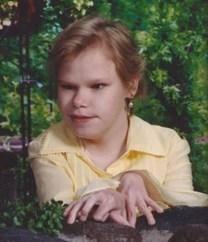 Ashley Jane Evans Obituary Photo