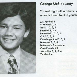 George Patrick McEldowney