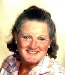 Gloria E. Kisner obituary photo